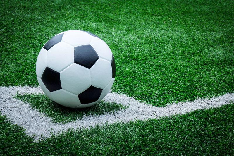 soccer ball on soccer field target technologies international inc
